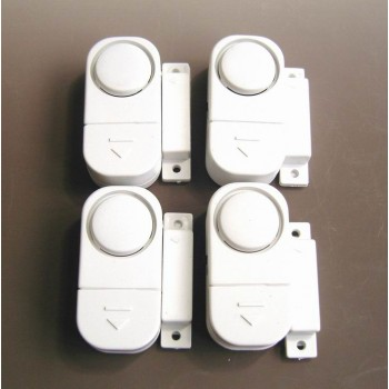 Window/Door Entry Alarm System for Home Security