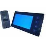 "7"" TFT Color Video Door Phone Home Wired Intercom System"